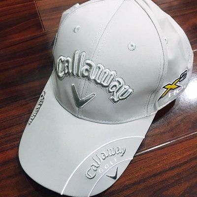 全新Callaway 高爾夫球帽 運動帽 遮陽帽