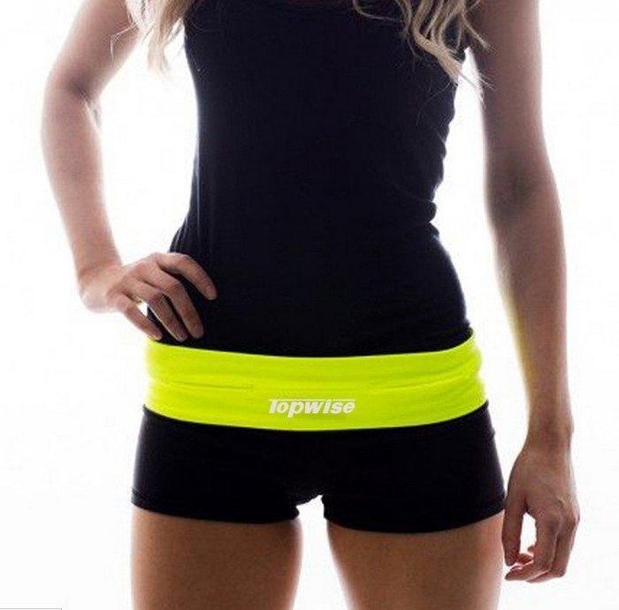 運動腰包 彈力貼身  腰帶 可放6吋手機包 登山 騎行 健身 收納包 慢跑 瑜珈