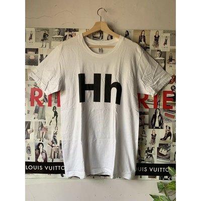 American apparel 美國潮牌經典字母潮T