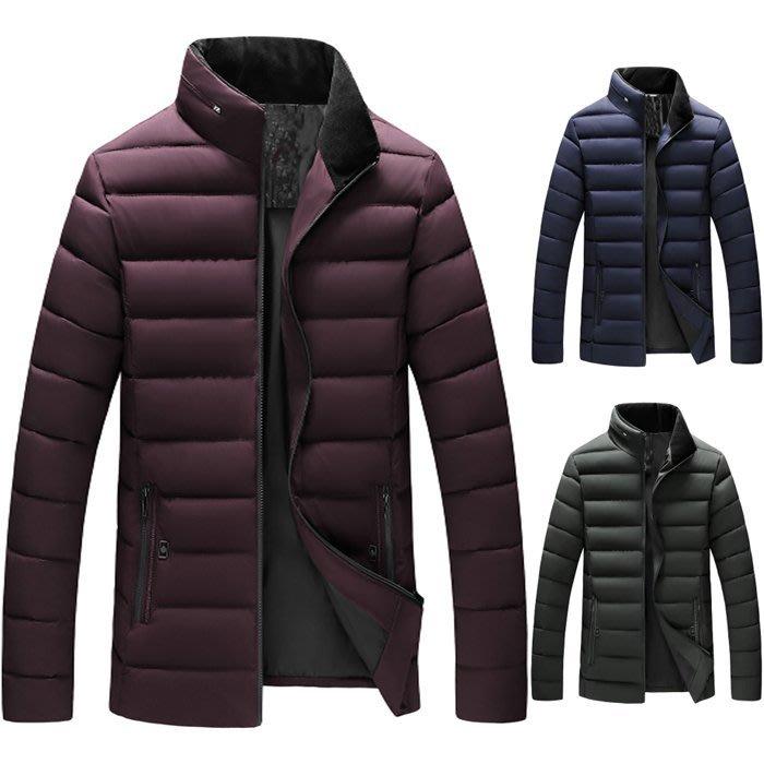 『潮范』 S7 速賣通熱賣外貿新款立領棉衣 鋪棉外套 夾克 棉質立領外套 棉服NRG1678