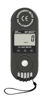 TECPEL 泰菱 》SP-82UV  紫外線光強度計 紫外線測量 UVA UVB