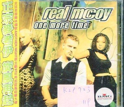 *真音樂* REAL MCCOY / ONE MORE TIME 二手 K29723