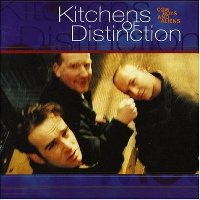 Kitchens Of Distinction – Cowboys And Aliens