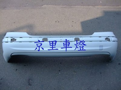 京里車燈專網  BENZ  W211 E200K E240 E280 E320 E350 E63 AMG樣式後保桿PP材質 高雄市