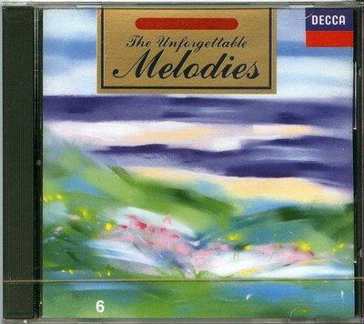 【嘟嘟音樂坊】The Unforgettable Melodies 6 (全新未拆封/古典)