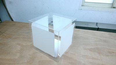 30cm 摸彩箱 抽獎 壓克力箱 尾牙 春節  過年 聖誕 活動 發票箱 意見箱 小費箱 零錢箱 投票箱
