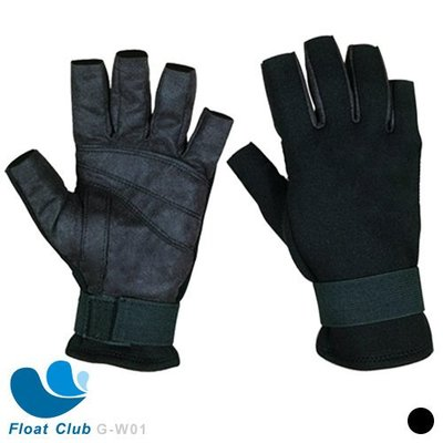【AROPEC 】(結帳享折扣) 2mm萊克露指效耐磨防滑手套 - Yurt 蒙古包