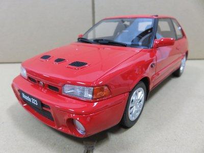 =Mr. MONK= OTTO Mazda 323 GT-R