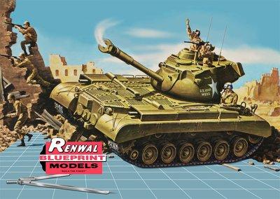 利華Revell拼裝戰車模型85-78...