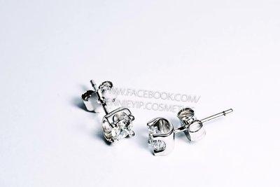 耳釘33份人造鑽石300款八心八箭南非人造鑽石戒指頸鏈合成鑽石手鏈鑽石耳環鑽石手鐲婚戒仿鑽飾