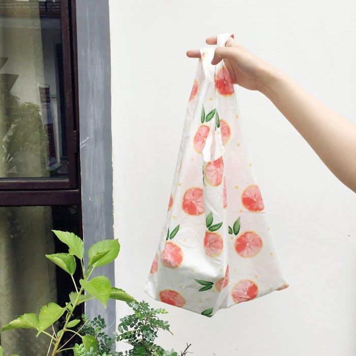 韓國chic文藝小清新帆布單肩包女包簡約百搭少女手提包購物袋布包