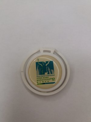 2012 年香港渣打馬拉松 跑手晶片