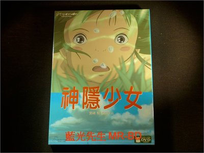 [DVD] - 神隱少女 Spirited Away ( 得利公司貨 )