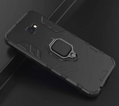 Samsung Galaxy J4 2018 5.5吋 J4+ 6吋 三星 鋼鐵俠 指環支架 手機保護殼套 防摔套殼
