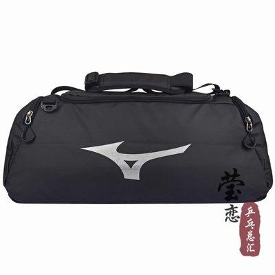 萌時尚小鋪 瑩戀 MIZUNO美津濃乒乓球包運動包單肩背包教練包附鞋袋K3CY5515