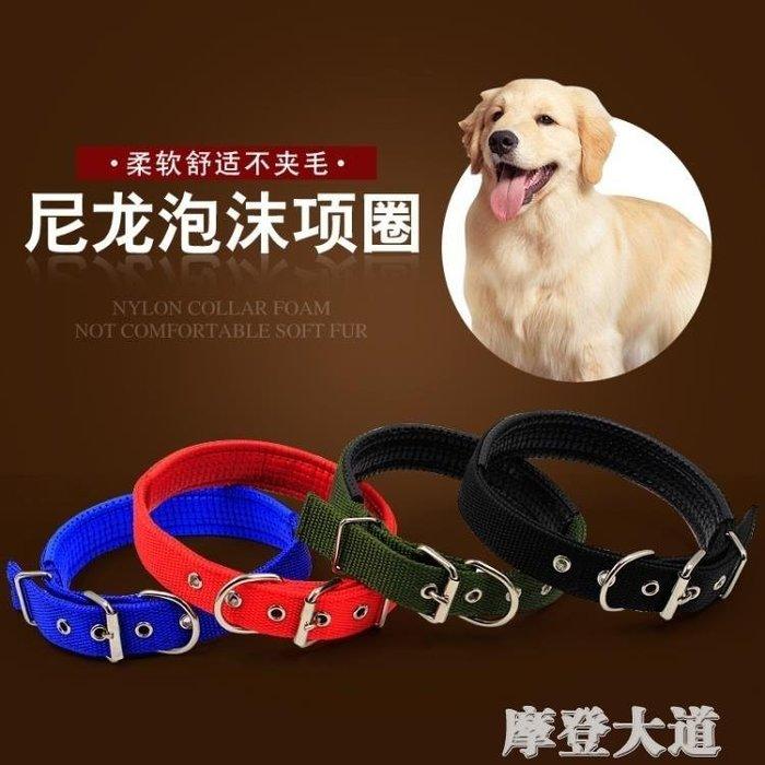 【免運】泡棉項圈 狗狗項圈 狗脖套 大中小型犬可用泡~『金色年華』