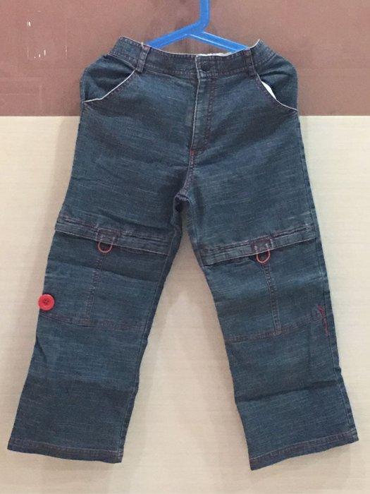 。☆二手☆。麗嬰房正品牛仔長褲(6)