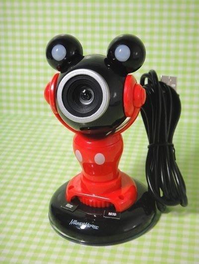 GIFT41 4165本通 三重店 迪士尼 米奇 網路 視訊 攝影機