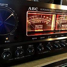 新機上市台灣製造唱歌聲音再進化最優美ABC卡拉OK專業A-2ll擴大機300瓦大功率採用歐美零組件超好唱機種