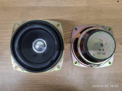 3.5吋中低音喇叭單體.清倉特價260 新北市