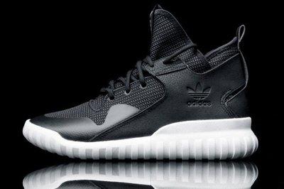 ADIDAS original TUBULAR X 黑色 經典潮流休閒鞋 Kanye west yeezy boost
