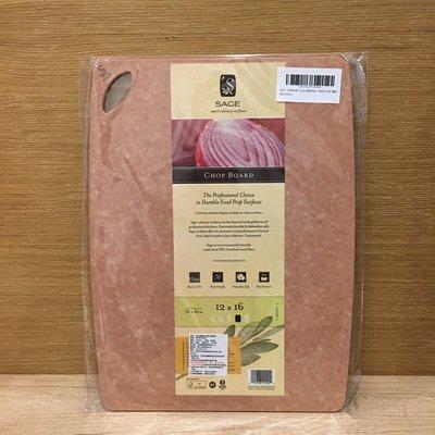 全新 可超取 SAGE  美國原裝 無菌木砧板 無凹槽款 (實用型 30x40cm) 下單請先詢問