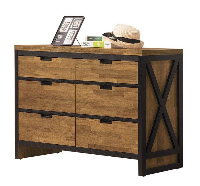 奧斯汀六斗櫃/六抽 👍台灣製造👍另有系列家具😊暖暖屋傢俱傢飾😊