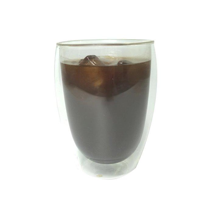 [九折] GLS-18 雙層玻璃杯 350ml