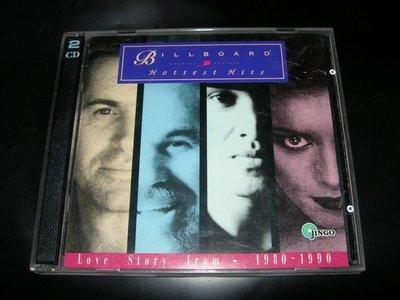 OK Billboard Hottest Hits - Love Story 1965- 1980 2CD