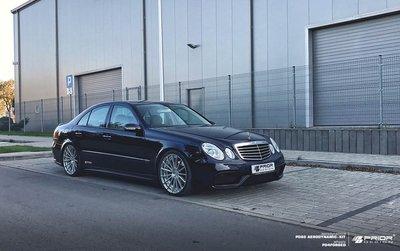 【樂駒】PRIOR DESIGN PD60 Aerodynamik Mercedes BENZ E-Class W211
