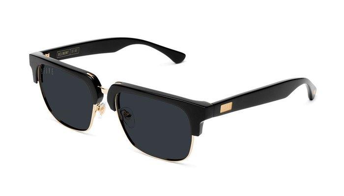 { POISON } 9FIVE BELMONT BLACK & 24K GOLD 黑金 美國西岸風格太陽眼鏡品牌
