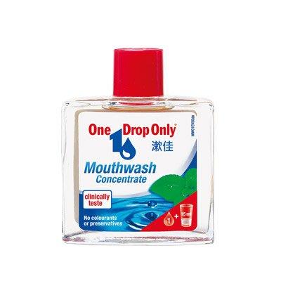 one drop only~漱佳~濃縮漱口水~25ml~可面交~全新~