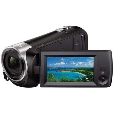 降價!原廠福利機 Sony HDR-CX440 8GB 60p HD 攝影機(CX240 CX405)