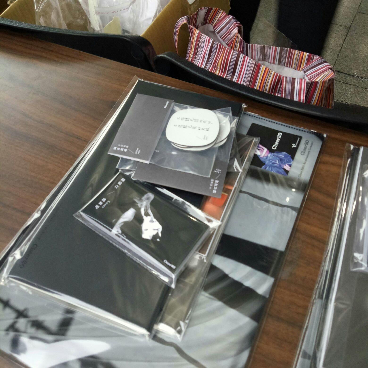 【 現貨 】陳綺貞 漫漫長夜 20週年演唱會 週邊商品 全新