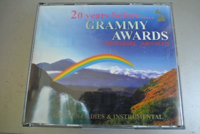 2CD ~ GRAMMY AWARDS 1+2 ~ Number One NCD-8.2033-4