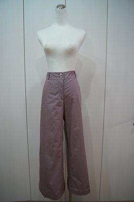 Dries Van Noten 紫色寬褲     特價 3500