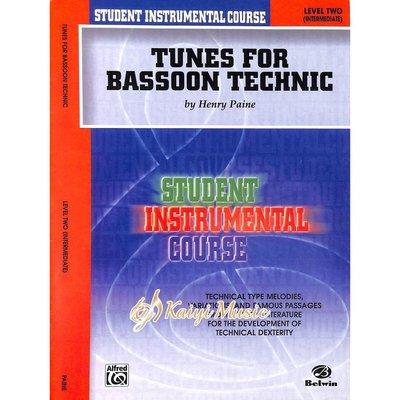 Kaiyi Music ♫Kaiyi Music♫ Tunes for Bassoon Technic Level II