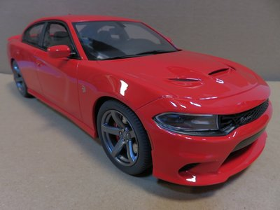 =Mr. MONK= GT SPIRIT Dodge Charger SRT Hellcat