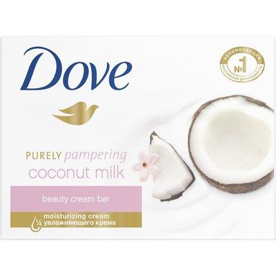 【Dove 多芬】乳霜滋潤香皂-茉莉椰香(135g)【1290】