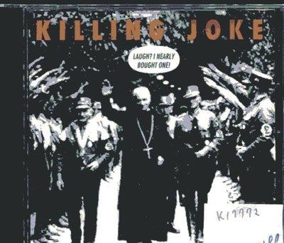 *真音樂* KILLING JOKE / LAUGH? 二手 K17772