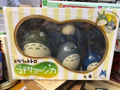 盒唔靚 全新 Artbox Ensky 宮崎駿 龍貓 Russian Doll 俄羅斯娃娃 公仔套裝 收納盒 Totoro