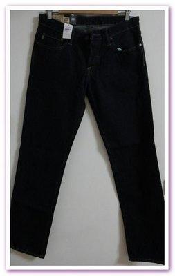 正品 Abercrombie & Fitch A&F Skinny Jeans 修身窄管深色牛仔褲 31X30 32X30 32X32 32X34  現貨含運