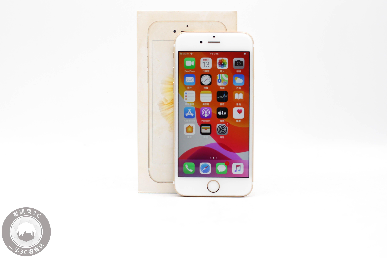 【高雄青蘋果3C】APPLE iPhone 6S 4.7吋  32G 32GB 金 二手蘋果手機 #49563