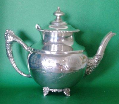 291 高級英格蘭鍍銀壺 Rodgers Silver Plate Coffee Pot