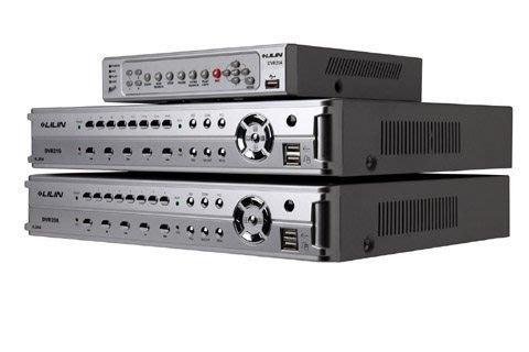 【101監視器館 電話/門禁/網路/節費】H.264 利凌 LILIN DVR 204 4路 網路 連線 監視錄影主機