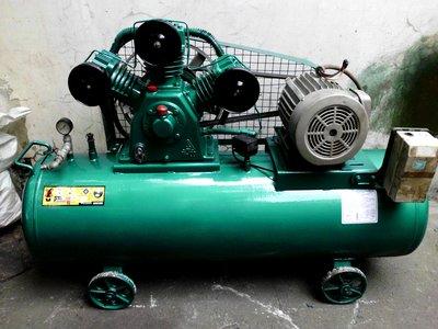 中古復盛10HP空壓機(各式中古空壓機庫存量多 且不定期更新  )