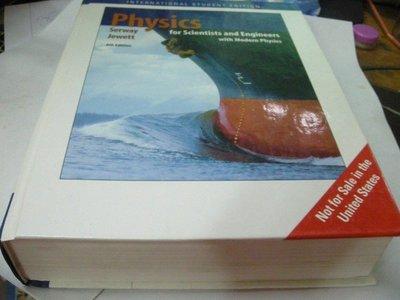 崇倫 Physics for Scientists and Engineers, with Modern Physics》ISBN:0534409490&