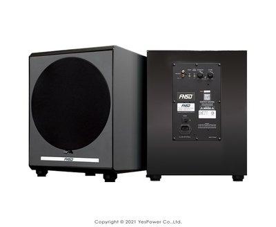 """*來電優惠*SUB-10 Plus FNSD 10""""主動式超低音喇叭 採歐美知名牌AMP模組D Class 200W"""