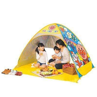 【小糖雜貨舖】日本 麵包超人 Anpanman 遊戲帳篷 野餐帳篷