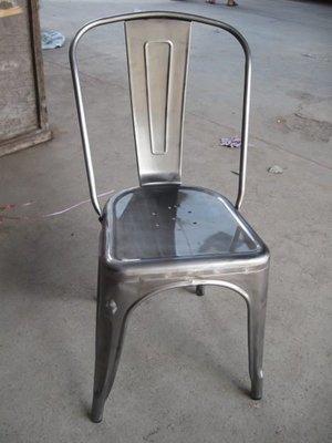 【 一張椅子 】 法國工業風 作舊處理...